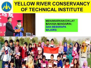 beasiswa china kuliah yellow river conservancy of technical institute