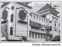 Supermarket, mall, dan sejenisnya termasuk perusahaan dagang karena kegiatannya menjual dan membeli barang dagangan.