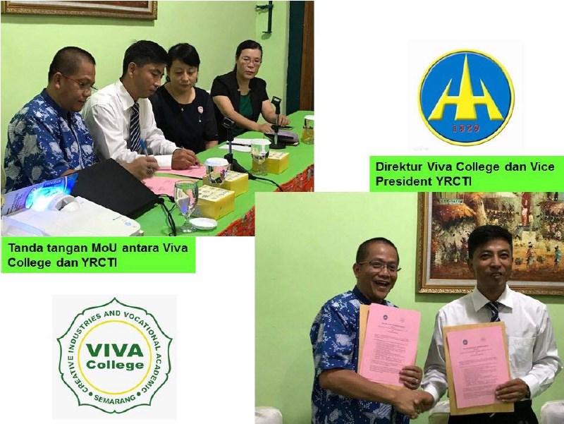 yellow river conservancy of technical institute viva college yrcti beasiswa
