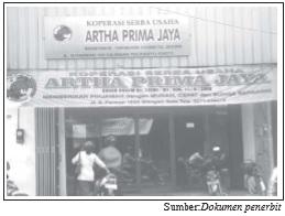 Koperasi merupakan sektor formal perekonomian Indonesia