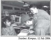 Koperasi karyawan salah satu contoh peran koperasi dalam pembangunan perekonomian Indonesia.