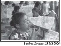 Koperasi batik merupakan salah satu contoh koperasi produksi