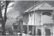 Kebakaran timbul karena api yang tersedia melebihi jumlah yang dibutuhkan.