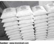 Pemerintah harus menjamin tersedianya kebutuhan pokok masyarakat seperti beras.