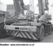 Pembelian peralatan produksi termasuk alat berat termasuk investasi tetap.