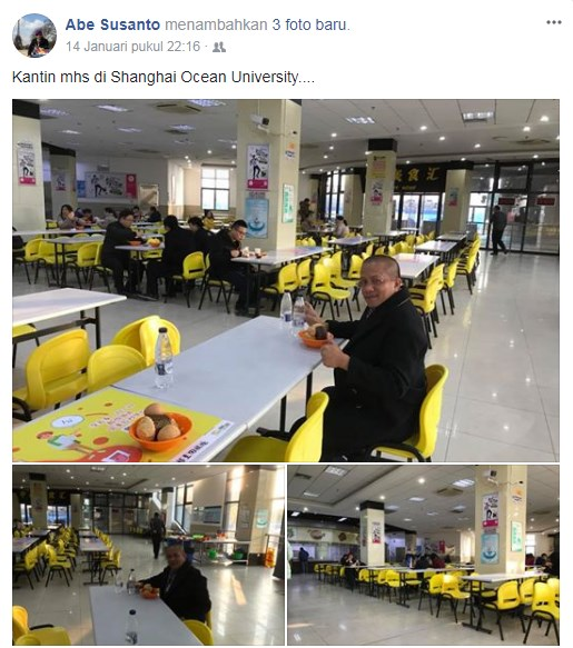 beasiswa shanghai ocean university china kuliah