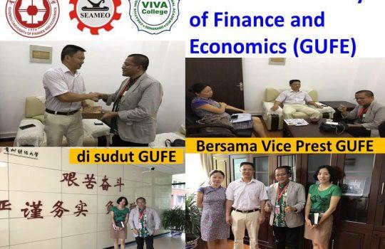 Beasiswa Kuliah S1 di Guizhou University of Finance and Economics GUFE