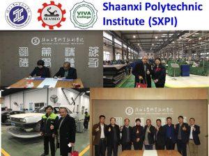 Beasiswa Kuliah di Shaanxi Polytechnic Institute SXPI China Jenjang D3