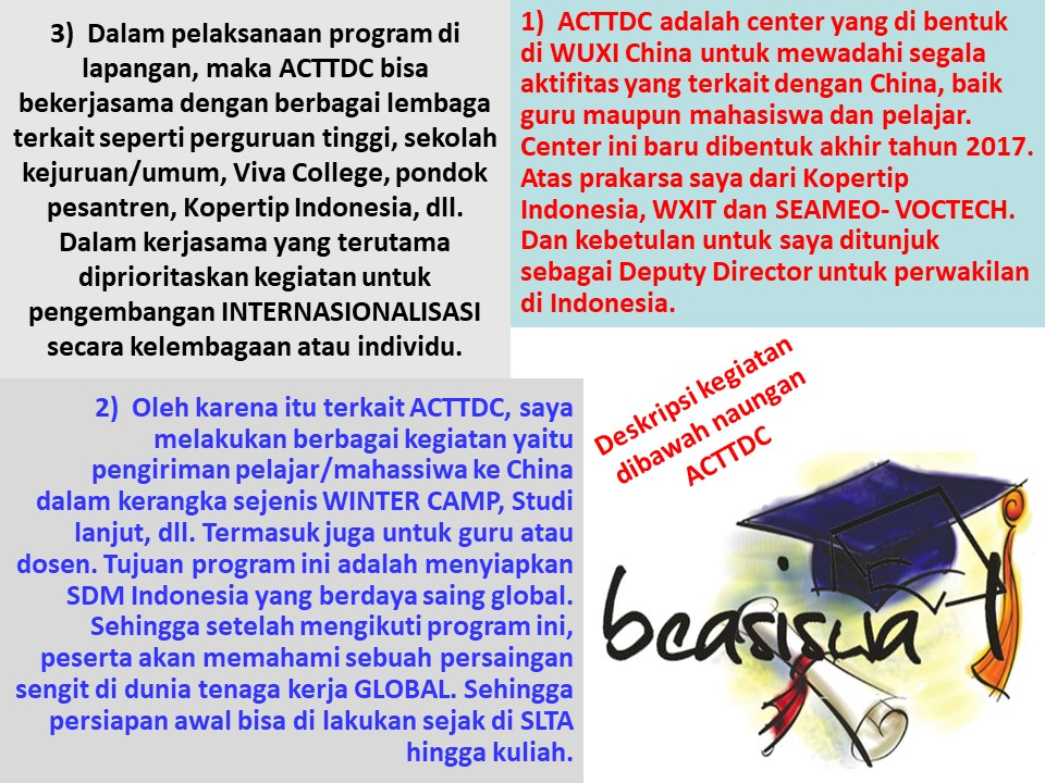 ACTTDC