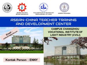 Beasiswa Manajemen Perhotelan Changzhou Vocational Institute of Light Industry CVILI