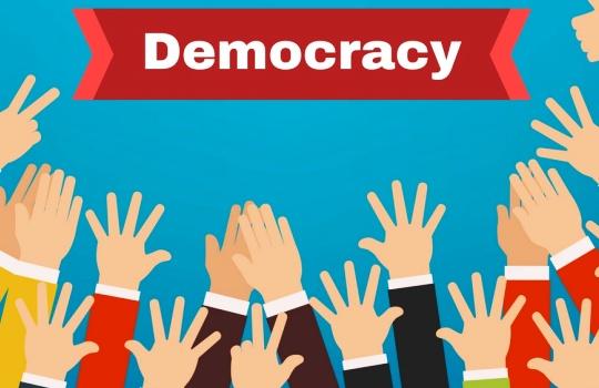 Definisi Pengertian Demokrasi Menurut Para Ahli