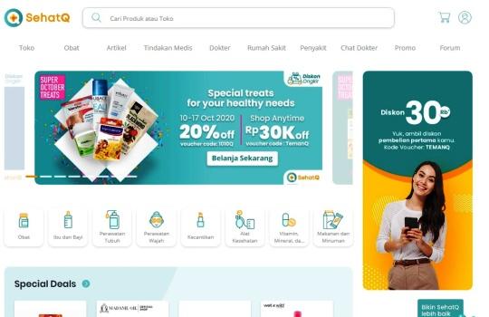 Manfaatkan Fitur SehatQ.com untuk Mendapatkan Layanan Kesehatan Secara Online
