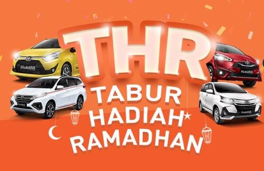 Promo THR Menarik dari Bursa Mobil Bekas Terpercaya di mobil88